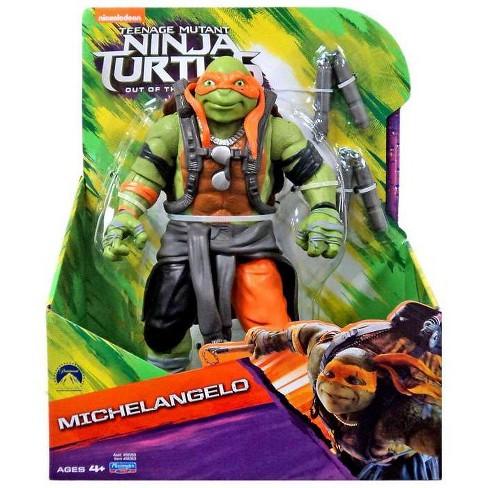 Teenage Mutant Ninja Turtles Out Of The Shadows Michelangelo Action Figure 11 Inch Target