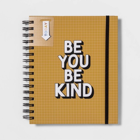 Be You Be Kind Planner - Room Essentials™ - image 1 of 4