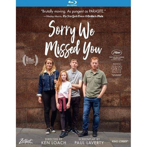 Sorry We Missed You (Blu-ray)(2020) - image 1 of 1