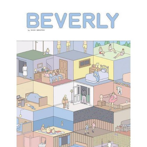 Beverly - by  Nick Drnaso (Paperback) - image 1 of 1