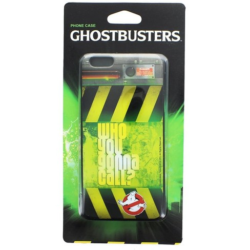 """Nerd Block Ghostbusters """"Who You Gonna Call"""" iPhone 6 Plus/6s Plus Case - image 1 of 2"""