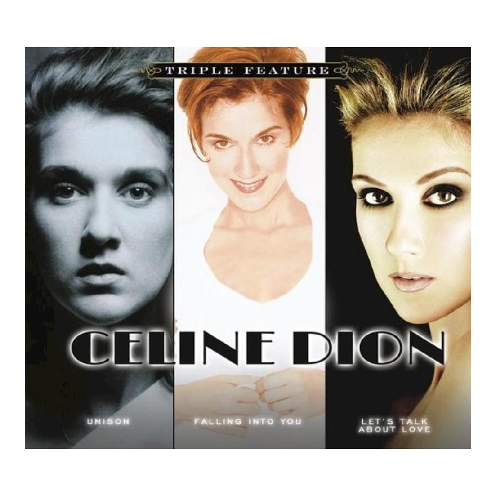 Celine Dion - Triple Feature (CD)