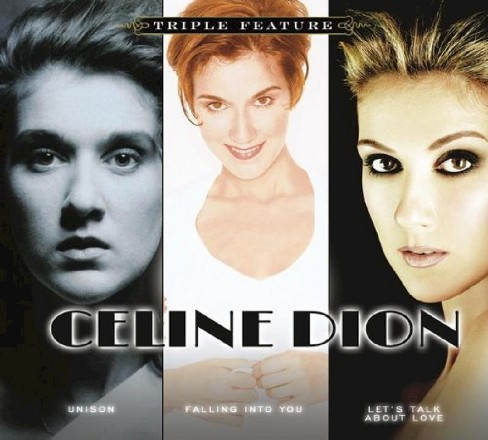 Celine Dion - Triple Feature (CD) - image 1 of 1