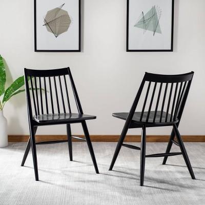 Set Of 2 Wren Spindle Dining Chair - Safavieh : Target