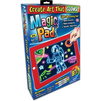As Seen On Tv Magic Pad Drawing Tool Set Target