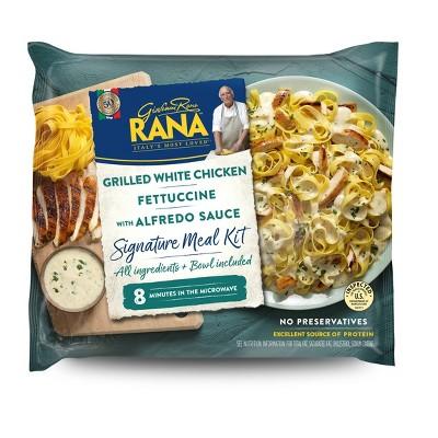 Rana Chicken Fettuccine Alfredo Signature Meal Kit - 39oz