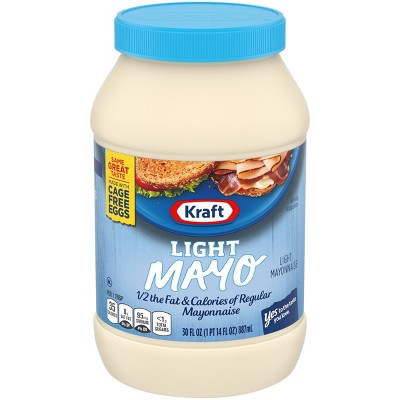 Mayonnaise: Kraft Light