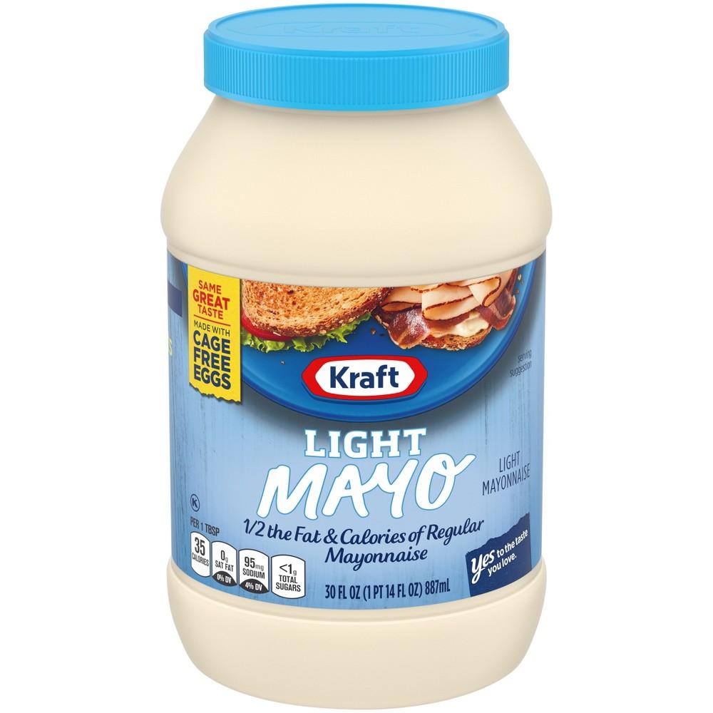 Kraft Light Mayonnaise 30oz