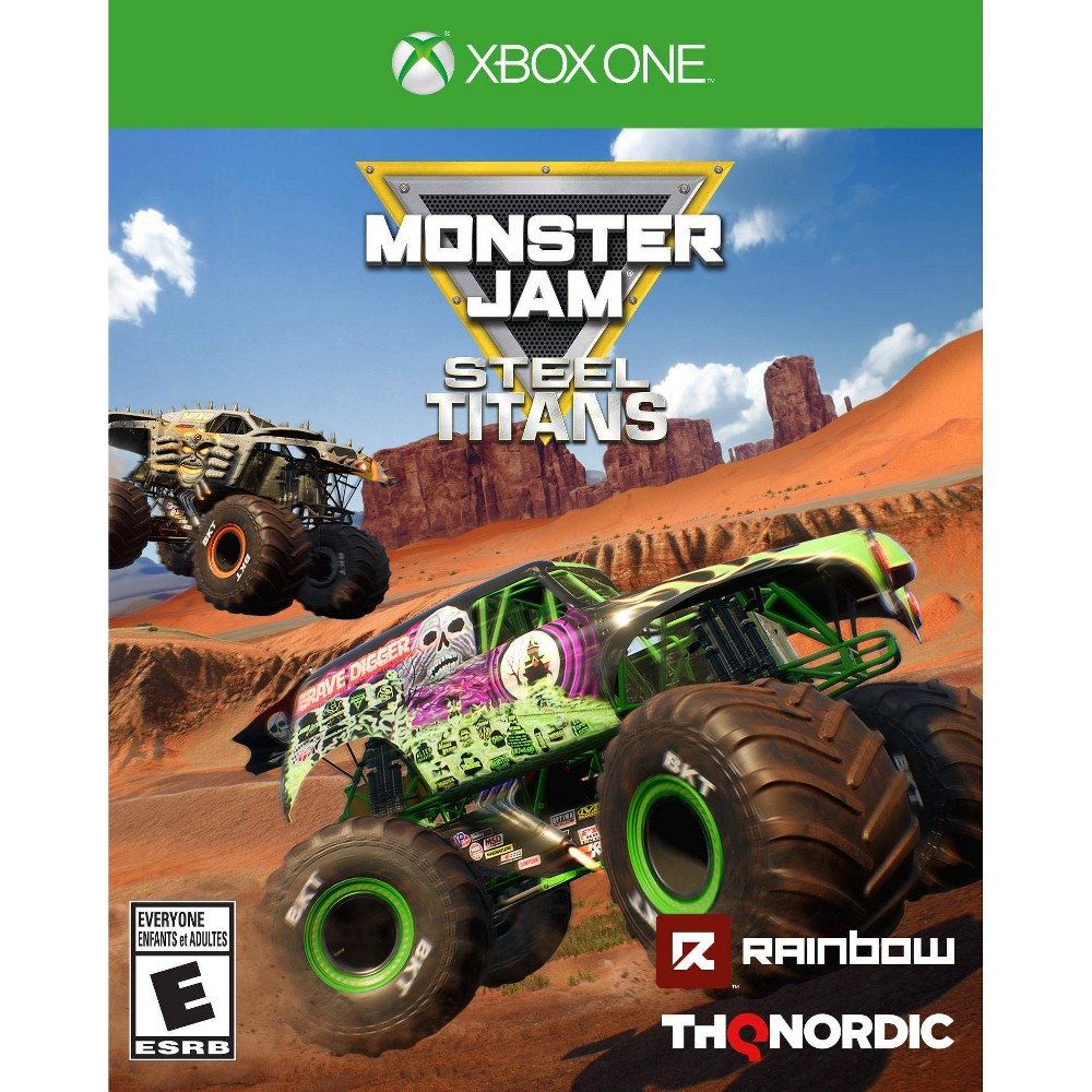 Monster Jam: Steel Titans - Xbox One