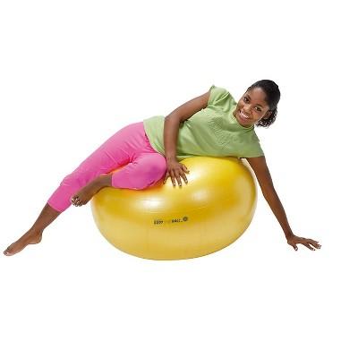 Gymnic Body Ball 75 Therapy Ball - Yellow