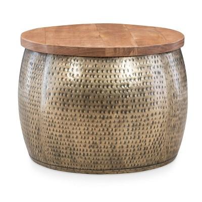 Beaton Drum with Storage - Powell Company
