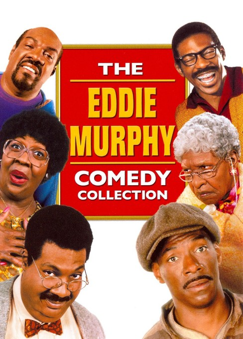 The Eddie Murphy Comedy Collection [WS] [2 Discs] - image 1 of 1