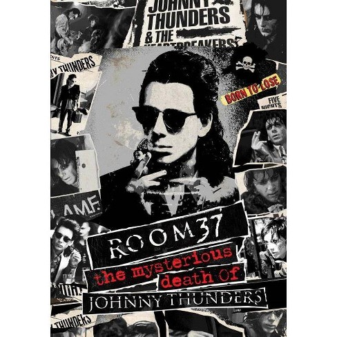 Room 37: The Mysterious Death Of Johnny Thunders (DVD) - image 1 of 1