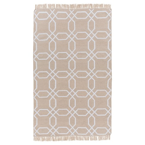 Surya Hochkönig Outdoor Rug - Light Gray - image 1 of 2
