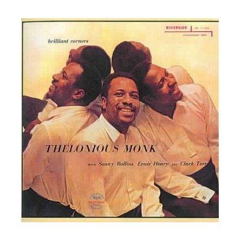 Thelonious Monk - Brilliant Corners (Bonus Track) (Remaster) (CD) - image 1 of 1