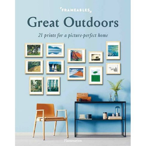 Frameables: Great Outdoors - by  Pascaline Boucharinc (Paperback) - image 1 of 1