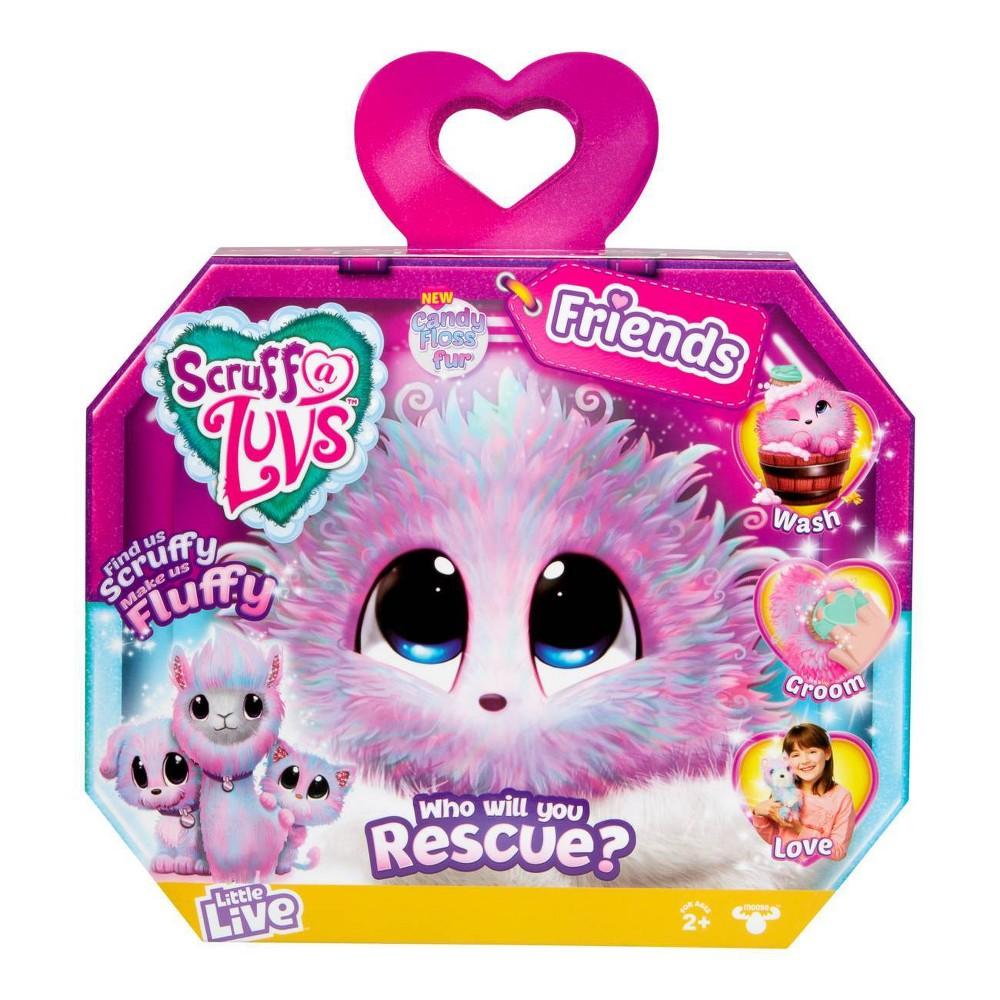 Little Live Scruff-A-Luvs Single Pack - Candy Floss