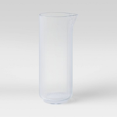 37oz Plastic Mesa Carafe Beverage Pitcher - Project 62™