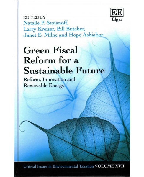 Green Fiscal Reform for a Sustainable Future : Reform, Innovation and Renewable Energy (Hardcover) - image 1 of 1