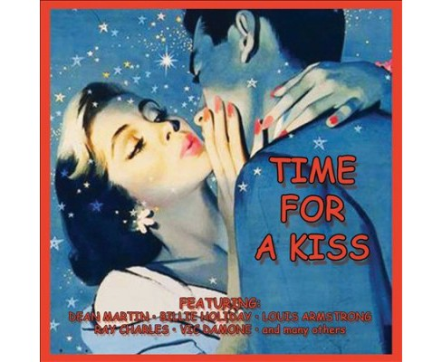 Various - Time For A Kiss (CD) - image 1 of 1