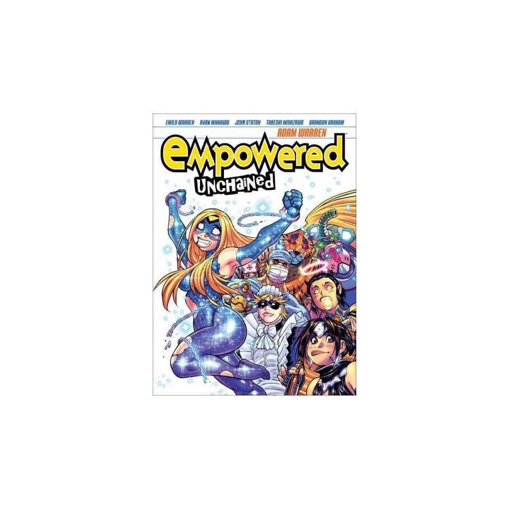 Empowered Unchained 1 - (Empowered Unchained) by Adam Warren (Paperback)