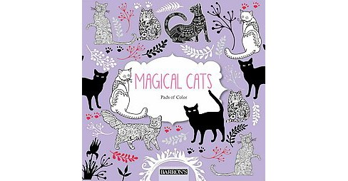 Magical Cats (Paperback) - image 1 of 1