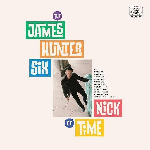 Hunter james six - Nick of time (Vinyl) - image 1 of 1