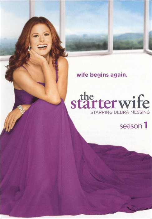 The Starter Wife: Season 1 (2 Discs) (dvd_video) - image 1 of 1