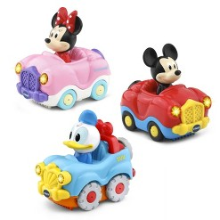 VTech Disney Go! Go! Smart Wheels Vehicles Starter Pack