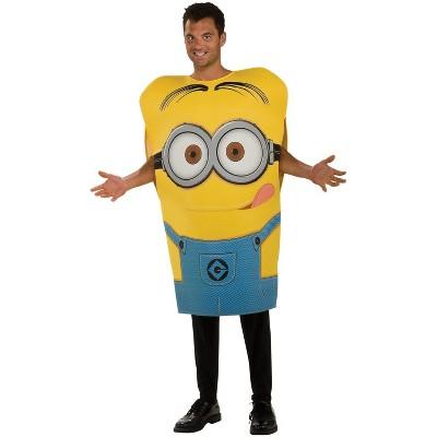 Despicable Me Foam Minion Dave Adult Costume