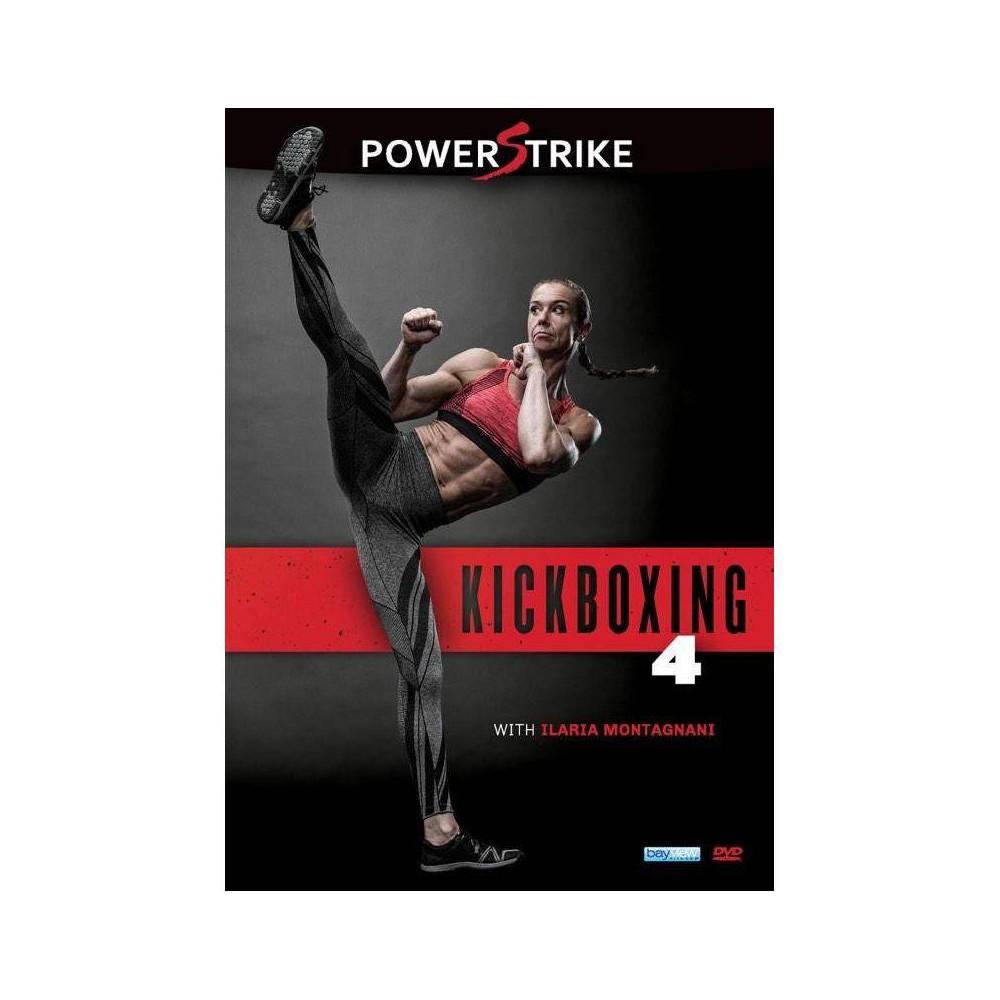 Powerstrike: Kickboxing 4 Workout (DVD) Promos