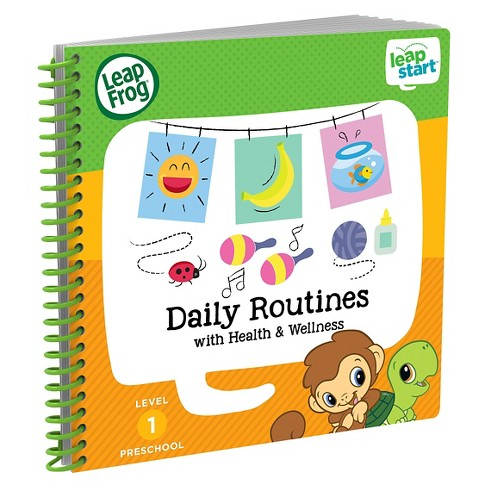 LeapFrog LeapStart Preschool Activity Book: Daily Routines and Health & Wellness - image 1 of 7