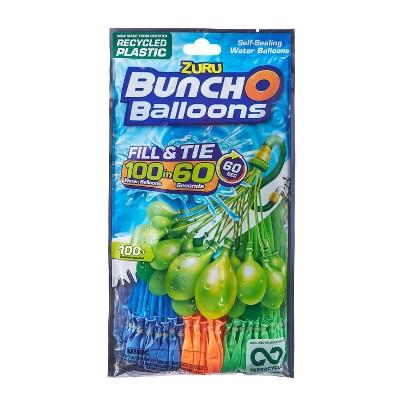 Bunch O Balloons Recycle Balloons - Blue/Orange/Green