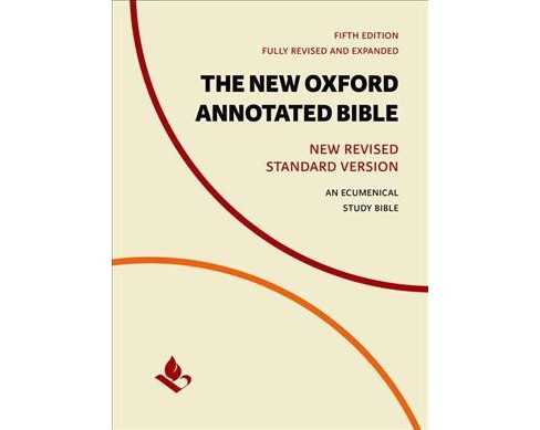 New Oxford Annotated Bible : New Revised Standard Version -  (Hardcover) - image 1 of 1