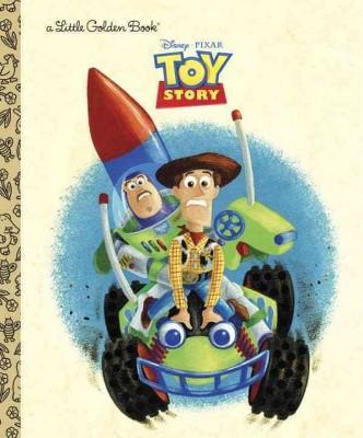 Toy Story (Hardcover)(Disney)