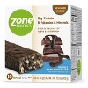 Zone Perfect Nutrition Bar Double Dark Chocolate - 1.58oz(10pk) - image 3 of 4