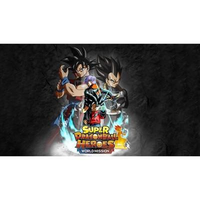 Super Dragon Ball Heroes: World Mission - Nintendo Switch (Digital)