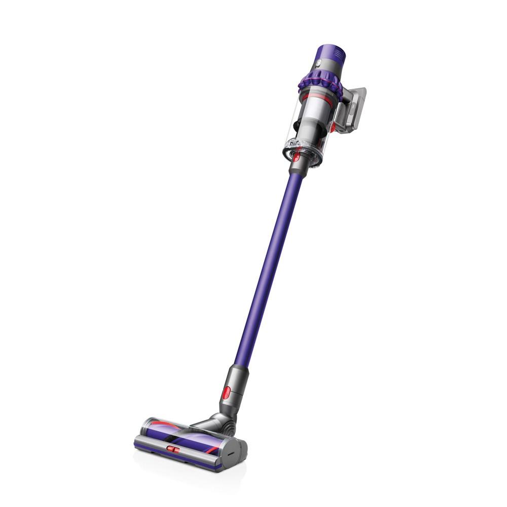 Image of Dyson Cyclone V10 Animal Cordfree Vacuum Iron/Purple
