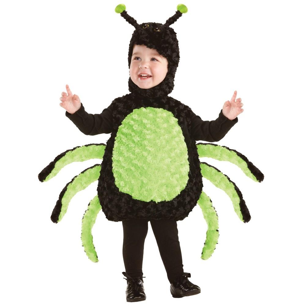 Toddler Spider Halloween Costume 18 24m