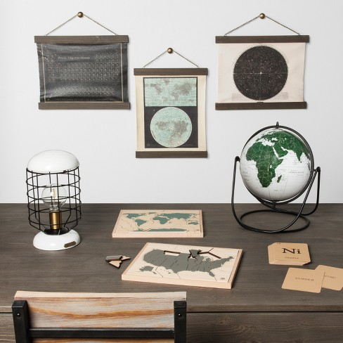Periodic Table Wall Art - Hearth & Hand™ with Magnolia : Target