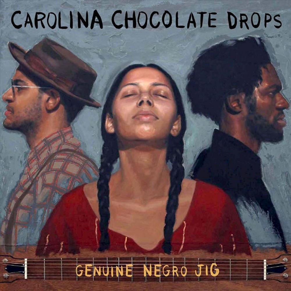 Carolina Chocolate D - Genuine Negro Jig (Vinyl)