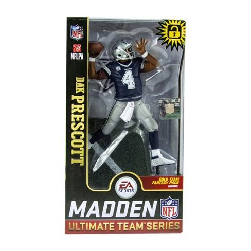 Dallas Cowboys McFarlane Toys Madden NFL  Ultimate Team Series Dak Prescott  Figure   Target 1427ba6af