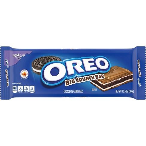 Milka Oreo Big Crunch Bar Chocolate Candy Bar - 10.5oz - image 1 of 8