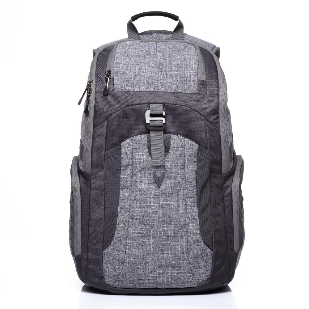 Bondka 19 Juniper Backpack - Heather Gray, Heather Grey