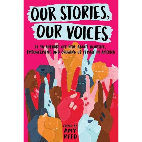 Our Stories, Our Voices - (Paperback) - image 1 of 1