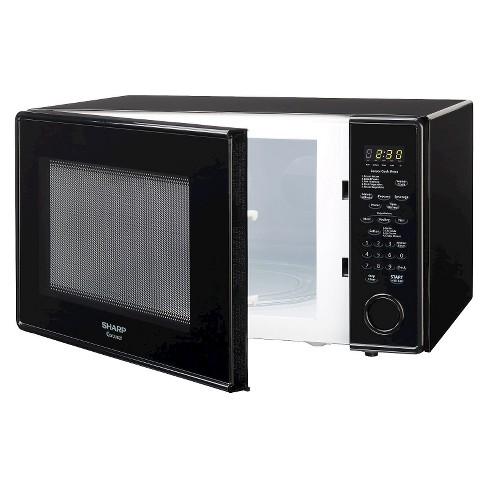 Ft 1100 Watt Countertop Microwave Oven Black R559yk All Sharp 1 More