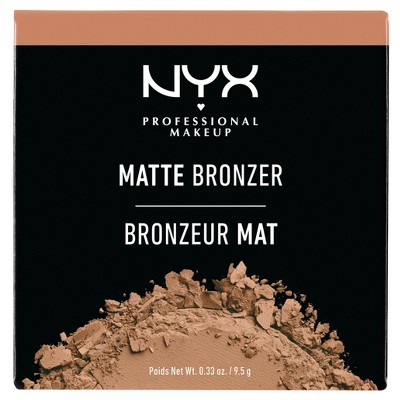 NYX Professional Makeup Powder Matte Bronzer