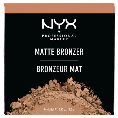 NYX Professional Makeup Matte Bronzer Medium - 0.33oz - image 1 of 4