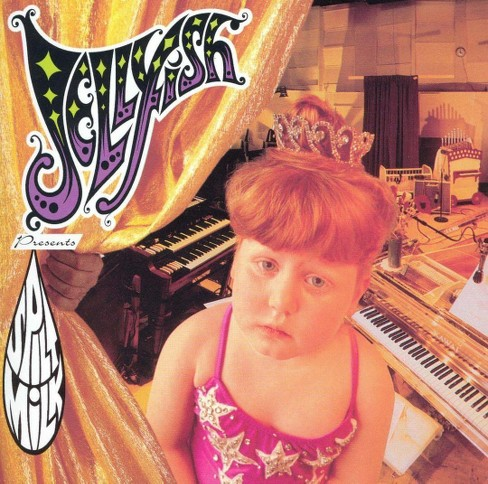 Jellyfish - Spilt milk (CD) - image 1 of 2