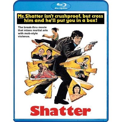 Call Him Mr. Shatter (Blu-ray)(2020)